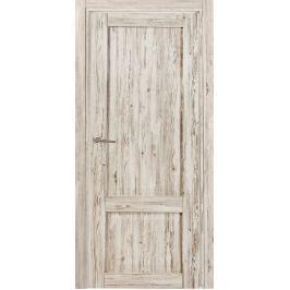 Дверь межкомнатная глухая Рустик 90x200 см цвет северная сосна