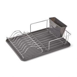 Сушилка для посуды с поддоном NEO, 43х32х14.5 см, сталь