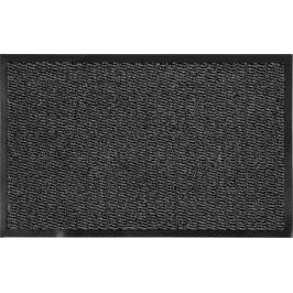 Коврик «Step», 50х80 см, полипропилен, цвет серый