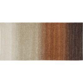 Коврик «Сабрина» 260, 160х75 см, латекс/шенилл, цвет коричневый
