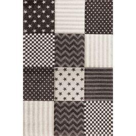 Ковёр Art Kids 45GSG, 1.2x1.7 м, цвет серый