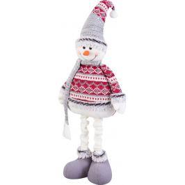 Фигура декоративная раздвижная «Снеговик», 71 см