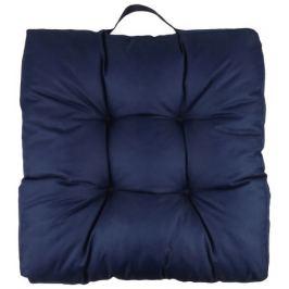 Сидушка для пикника 50х50 см, цвет синий