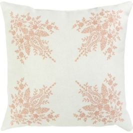 Подушка «Alessa», 40x40 см, цвет белый