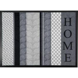 Коврик «Graphic Home» 50, 60x80 см, полиамид, цвет серый
