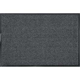 Коврик «Prisma» 50, 80x120 см, полипропилен, цвет серый