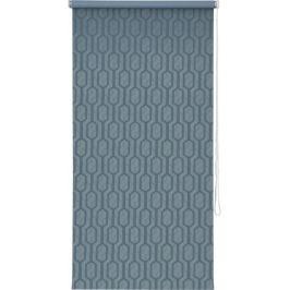 Штора рулонная «Шенонсо блэкаут» 200х175 см, цвет серый