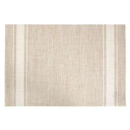 Салфетка-скатерть «Плетенка» 60x90 см цвет бежевый