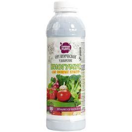 Удобрение биогумус Садовые рецепты для овощей 0.5 л