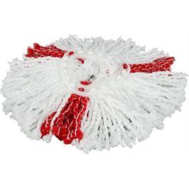 Насадка для швабры Легкий отжим Виледа, 30 см, микрофибра, цвет белый
