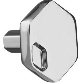 Ручка-кнопка мебельная K-2370, цвет хром
