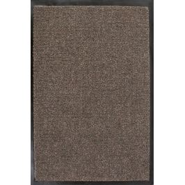Коврик «Olympia» 100x300 см полипропилен/ПВХ цвет коричневый
