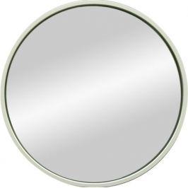 Зеркало «Стиль» Ø25 см цвет белый