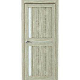 Дверь межкомнатная остеклённая Вита 70x200 см, ламинация, цвет дуб, с фурнитурой