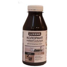 Колорант Luxens 0.25 л цвет черный