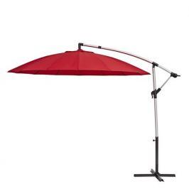 Зонт садовый Naterial Sinae 2.9 м красный с подставкой