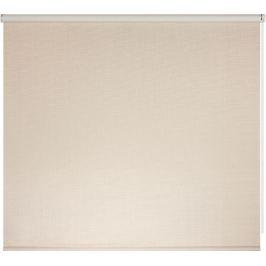 Штора рулонная Dublin блэкаут 120x175 см, цвет бежевый