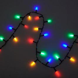 Электрогирлянда светодиодная «Фонарики» 100 ламп 5 м, цвет мультиколор