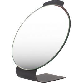 Зеркало настольное «Бристоль» Ø25 см цвет черный