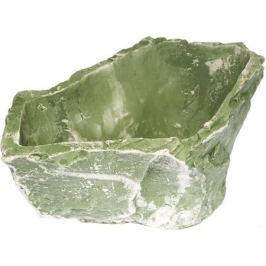 Кашпо «Базальт» Ø340 мм, искусственный камень