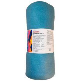 Плед «Bolero» 130x160 см флис цвет бирюзовый