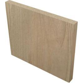 Добор дверной коробки Verda 2070x200 мм, ламинация, цвет ясень коричневый