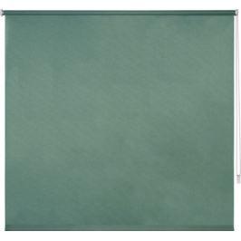 Штора рулонная Inspire «Шантунг» 180x175 см, цвет изумрудный