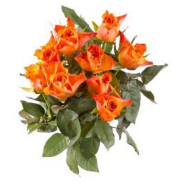 Букет Роза Экстра 60 см, 9 шт.