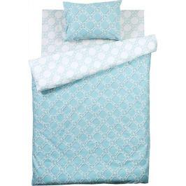 Комплект постельного белья Peta полутораспальный бязь цвет зелёный