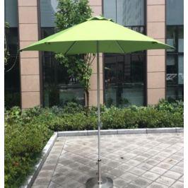 Зонт дачный легкораскрываемый 2.7 м зелёный