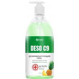 Гель чистящий дезинфицирующий Deso C9 «Ананас» 1 л