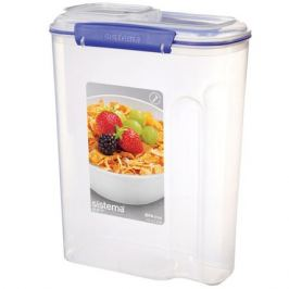 Посуда для хранения продуктов Sistema KLIP IT 1450
