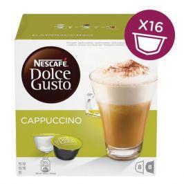 Капсулы для кофемашин Nescafe Cappuccino (16шт)