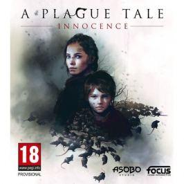Plague Tale: Innocence PS4, русские субтитры