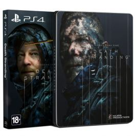 Death Stranding Special Edition PS4, русская версия