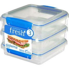 Набор контейнеров для еды Sistema Fresh 921643