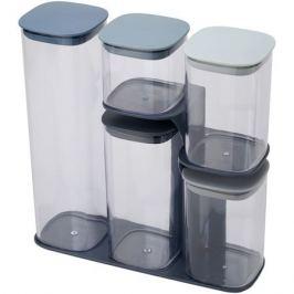 Посуда для хранения продуктов Joseph Joseph Podium Sky 81106 из 5-ти емкостей
