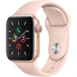 Смарт-часы Часы Apple Watch Series 5 GPS 40mm Aluminum Case with Sport Band