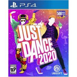 Just Dance 2020 PS4, русская версия