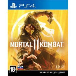Mortal Kombat 11 PS4, русские субтитры