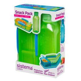 Контейнер для еды Sistema Snack 1596G