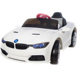 Детский электромобиль Toyland BMW 3 BBH718B белый