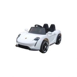 Детский электромобиль Toyland Porshe Sport BBH 7188 белый