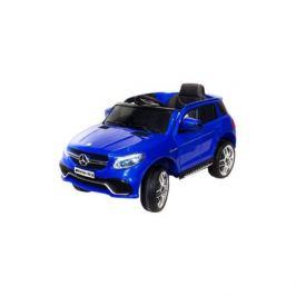 Детский электромобиль Toyland Mercedes Benz GLE 63 S синий