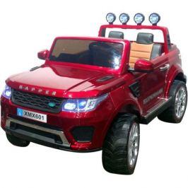 Детский электромобиль Toyland Range Rover ХМХ 601 4х4 10А красный