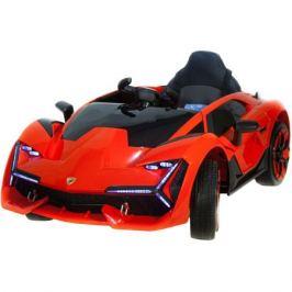 Детский электромобиль Toyland Lamborghini YHK 2881 красный
