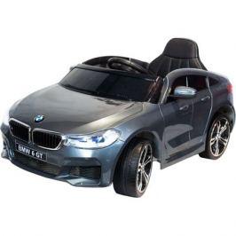 Детский электромобиль Toyland BMW 6 GT серебристый