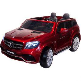 Детский электромобиль Toyland Mercedes Benz GLS 63 красный