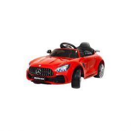 Детский электромобиль Toyland Mercedes Benz GTR mini красный