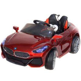 Детский электромобиль Toyland BMW Sport YBG5758 красный